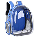 Lvyuanda Breathable Pet Travel Backpack Space Capsule Carrier Bag Hiking Bubble Backpack for Cat & Dog Review