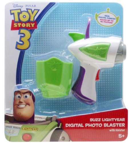 Digital Blue Toy Story 3 Digital Camera Blaster with Holster DS24019