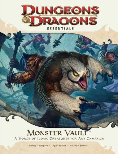 Monster Vault: An Essential Dungeons & Dragons Kit by Wizards of the Coast