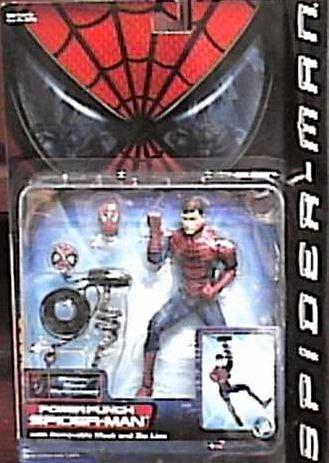 Spider-Man Power Punch Spider-Man Action Figure