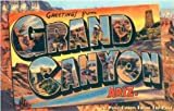 img - for Greetings from Grand Canyon Ariz. (Vintage Postcard) by Parks Company (2000-05-03) book / textbook / text book