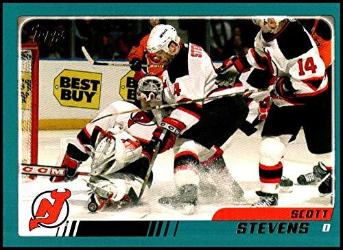 9ff01b3d Scott Stevens New Jersey Devils Autographed Retro Adidas Authentic Hockey  Jersey Autograph Authentic Sports & Outdoors