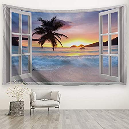 5114RMmqRzL._SS450_ Beach Tapestries and Coastal Tapestries