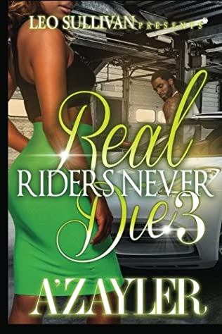 book cover of Real Riders Never Die 3