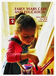NVQ 2 Early Years Care and Education: Student Text