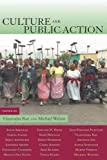 Culture and Public Action, Vijayendra Rao, Michael Walton, 0804747873