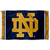 Cheap College Flags and Banners Co. Notre Dame Fighting Irish New Logo Flag