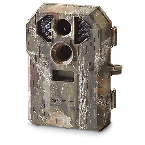 Stealth Cam P-14 8MP Infrared Trail Camera Field-ready Kit