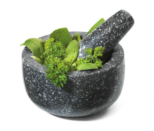 Fresco Granite Mortar and Pestle, Small