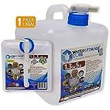 WaterStorageCube BPA Free Collapsible Water