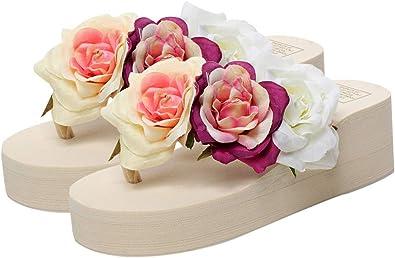 Popular Slippers Wedge Flip Flops 2020 New Fashion Lady Summer Female House HY