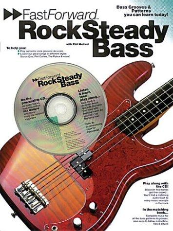 Rock Steady Bass - Fast Forward Rock Steady Bass (Fast Forward (Music Sales))