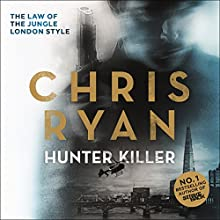 Hunter-Killer: Danny Black, Book 2 Audiobook by Chris Ryan Narrated by Michael Fenner