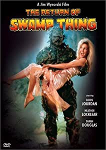 Return of the Swamp Thing [Import]