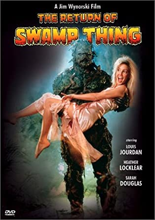 Image result for images of louis jourdan from The Return of the Swamp Thing