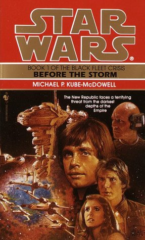Before the Storm - Book  of the Star Wars Legends