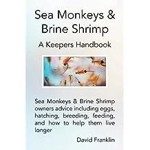 Sea Monkeys & Brine Shrimp: Owner's advice including eggs, feeding, hatching, breeding and how to keep them healthy