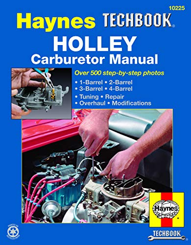 Holley Carburetor Haynes TECHBOOK (Haynes Repair Manuals) (Automotive Software Engineering)