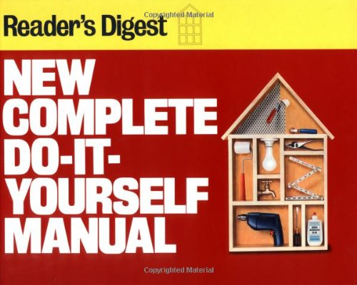 New Complete Do-It-Yourself (Do It Yourself Books)