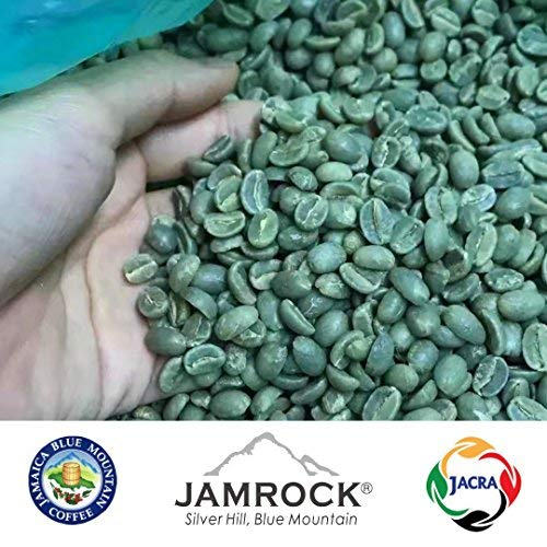 PRE-SALE BY LICENSEE   Jamaica Blue Mountain Coffee Un-Roasted Green Beans  15kg Barrel ( New 2019CROP Arriving Mid July)