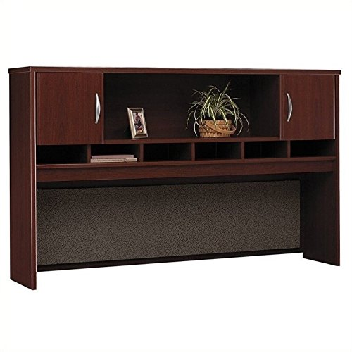 Mahogany 2-Door 72'' Hutch By Bush Furniture by Bush Business Furniture