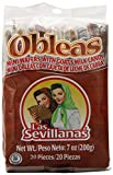 Cheap Mini Obleas with Cajeta (20 Delicious Wafers with Goat's Milk Candy)
