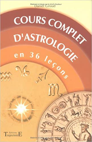 Livres gratuits Cours complet d'astrologie en 36 leçons pdf