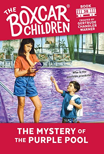 The Mystery of Purple Pool (The Boxcar Children Mysteries Book 38)