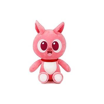 SAMG ANI Mini Force X Plush Doll muñeco de Peluche, Juguete de animación Coreano 25cm