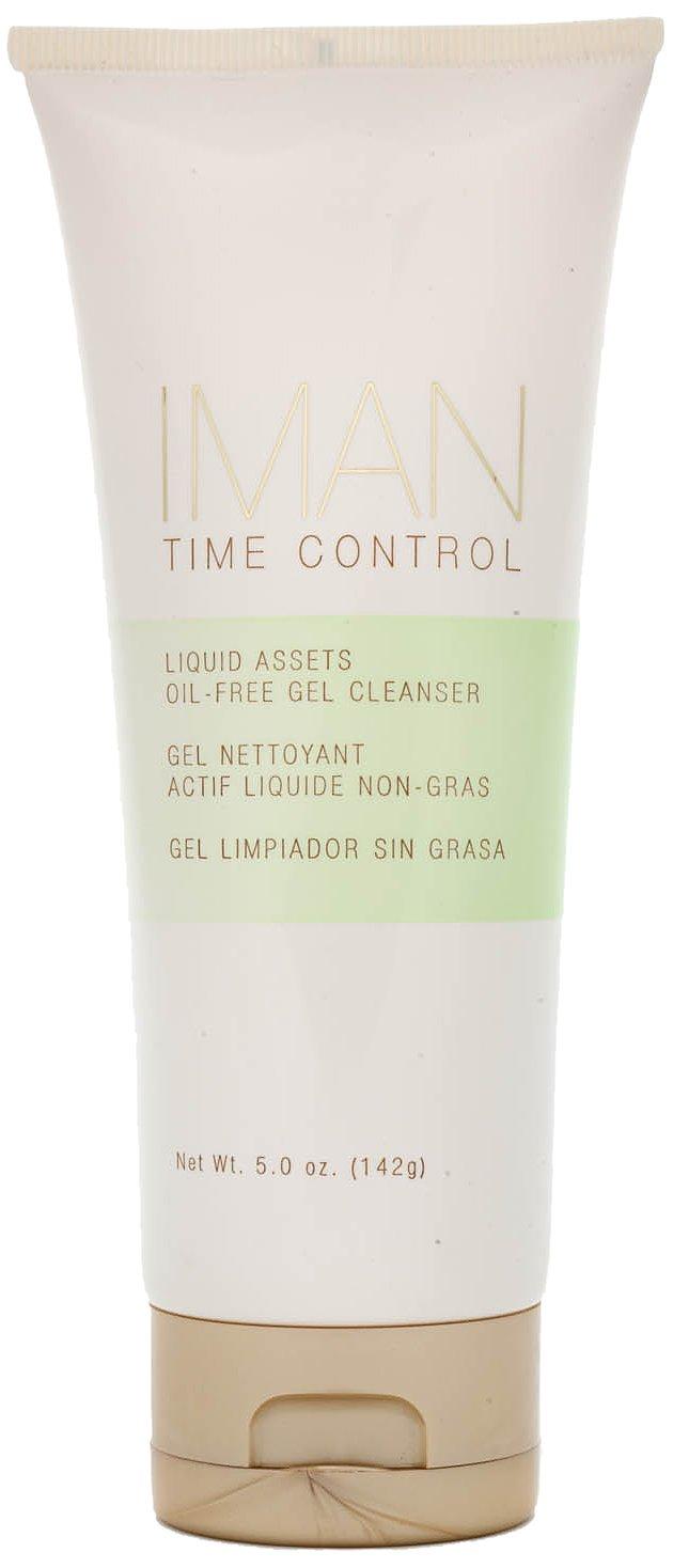 イマン Time Control Liquid Assets Oil-Free Gel Cleanser 148ml [海外直送品] B001KYOH4U