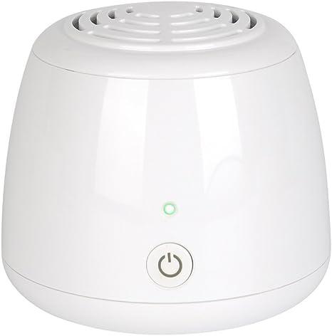 Mini Purificador Aire Generador de Ozono para Coche Nevera Hogar