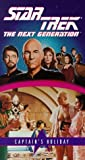 Star Trek - The Next Generation, Episode 67: Captain's Holiday [VHS]