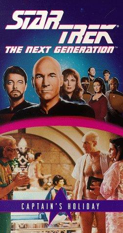 Star Trek - The Next Generation, Episode 67: Captain's Holiday [VHS]