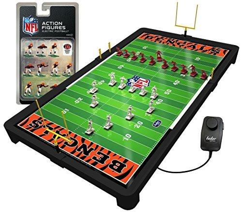 Cincinnati Bengals NFL Electric NFL Football Game Game [並行輸入品] Electric B07F8K1D5K, ドッグブティックRIRA:96be7d57 --- imagenesgraciosas.xyz
