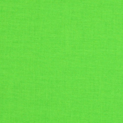 Robert Kaufman EF-221 Kona Cotton Sour Apple Fabric by The - Apples Fabric With