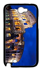amazing cover Colosseum Rome PC Black case/cover for samsung galaxy N7100/2