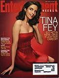 Entertainment Weekly April 18, 2008 Tina Fey, Charlton Heston, Lost, Pineapple Express