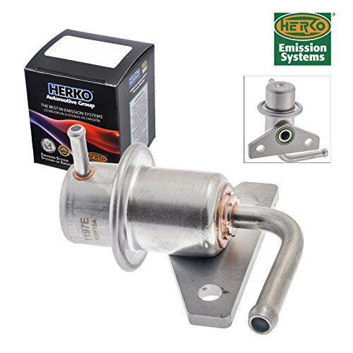 New Fuel Pressure Regulator Herko PR4071 For Honda Isuzu Acura (Honda Civic Fuel Pressure Regulator)