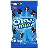 Oreo Mini Chocolate Sandwich Cookies - Big Bag, 3 Ounce