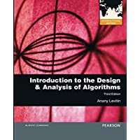 Introduction to the Design and Analysis of Algorithms:International Edition