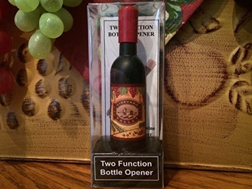 Vineyard Wine Refrigerator Corkscrew Opener