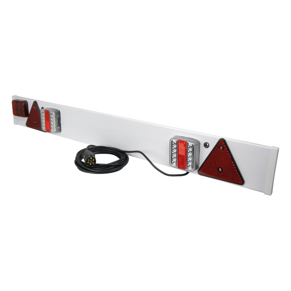 delicate Carpoint 0440007 LED Rampe d'Éclairage + Phare Antibrouillard 9M de Câble