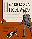The Annotated Sherlock Holmes: Two by Arthur Conan Doyle front cover