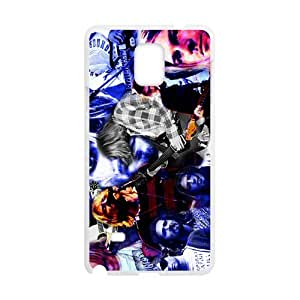Customize Music Band Nirvana Protective Snap-on Hard Back Case for SamSung Galaxy Note 4