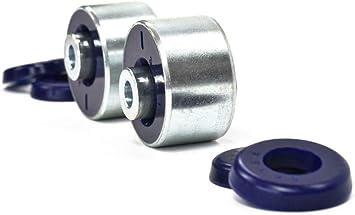 Discovery Series 1 Front /& Rear Antiroll//Sway Bar Inner /& Link SuperPro Bush Kit