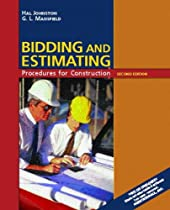 Bidding and Estimating Procedures for Construction (2nd Edition)