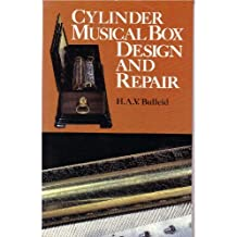 Cylinder Musical Box Design and Repair