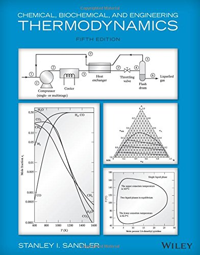047050479X - Chemical, Biochemical, and Engineering Thermodynamics