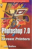 PhotoShop 7.0 Screen Printing (Wordware Applications Library)