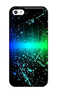 8063792K79577806 Awesome Defender Tpu Hard Case Cover For Iphone 5/5s- Abstract